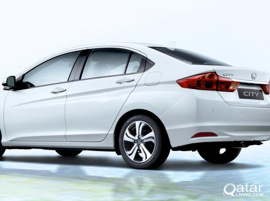 HONDA CITY - 2017 Model available