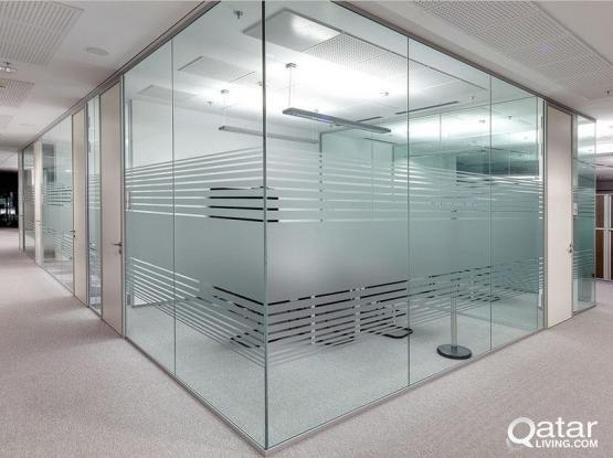 Spacious Office for Rent - Al Sadd