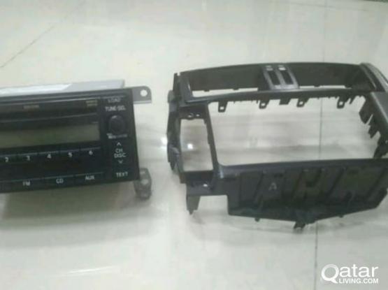 Toyota Original Radio CD player for Sale