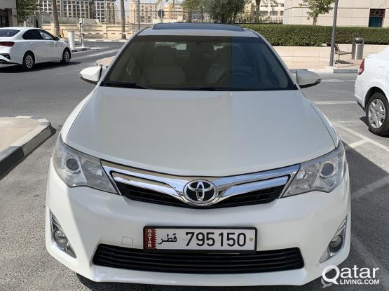 Toyota Camry GLX 2015