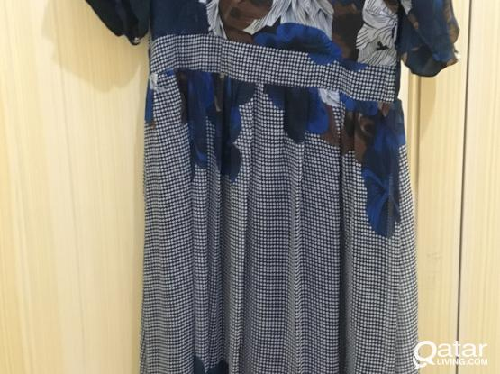 Eten Maxi dress XL size (used only once)