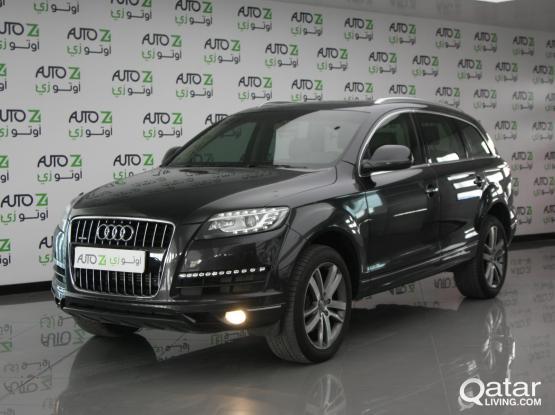 Audi Q7 2.0 TFSI 2013