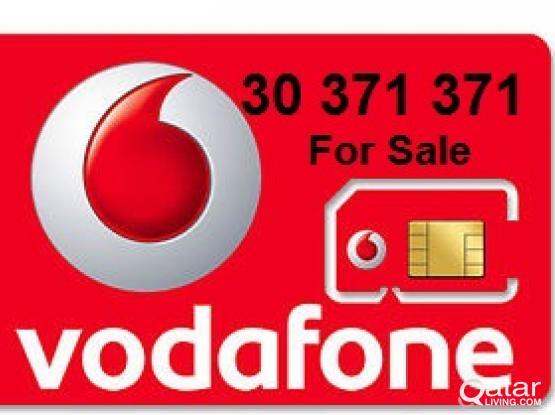Fancy Vodafone Mobile Number for Sale 30 371 371