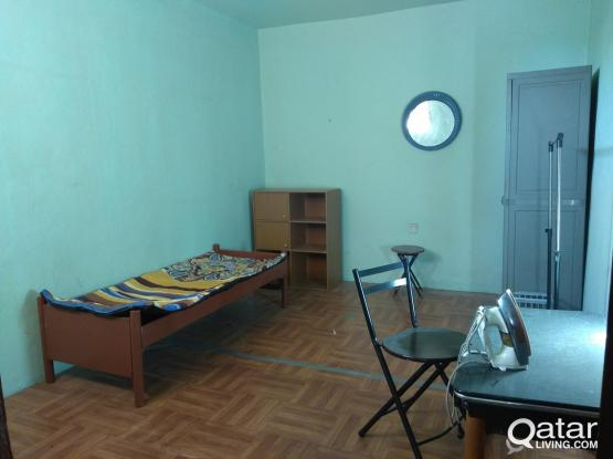Mughlina two rooms available 1600 and 1300