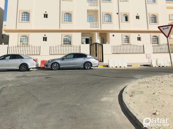 NO COMMISSION and ONE MONTH FREE  April and may month free brand new very spacious 3 BHK proper flat apartments available at wakrah