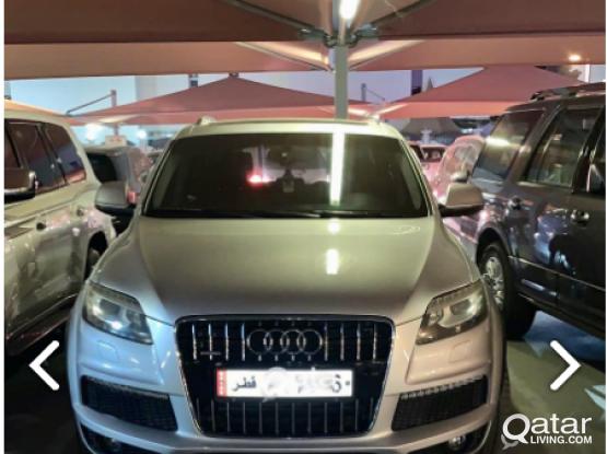 Audi Q7 S-Line 2010
