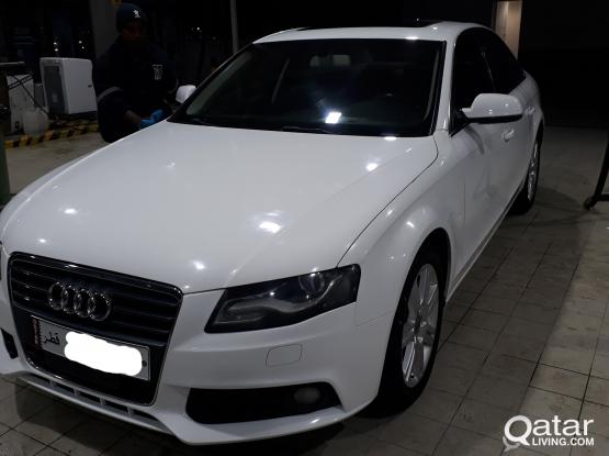 Audi A4 Standard 2010