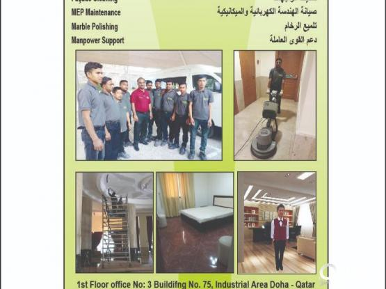 Cleaning Services call us 24/7 on 70288991