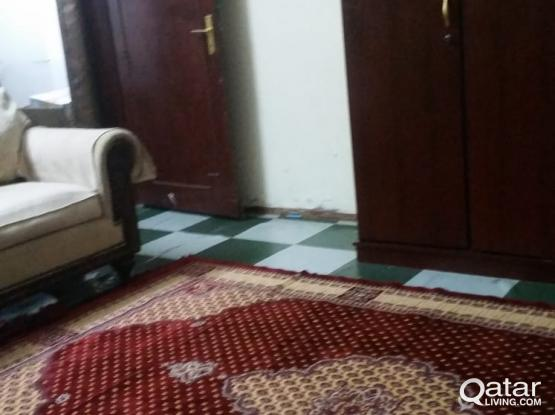 1 BHK AT HILAL BEHIND THE GULF TIMES C RING ROAD