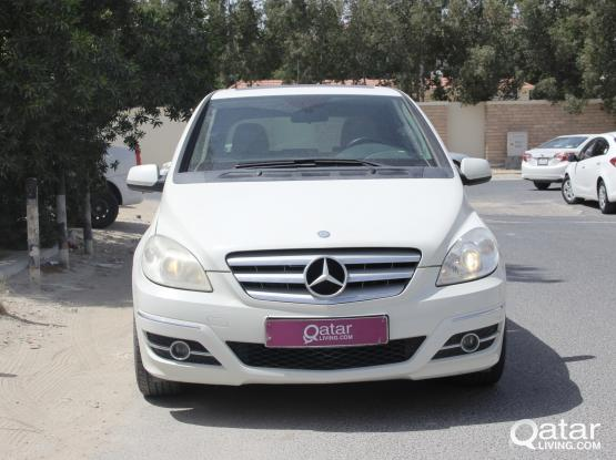 Mercedes B 200 2009