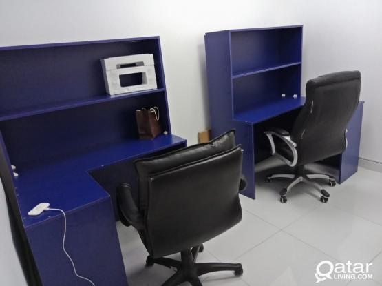 3*3 Affordable Office Space available For Rent At Matar Qadeem (Old Airport)
