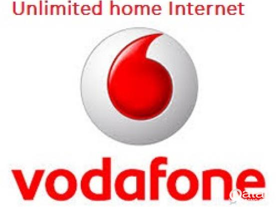 Unlimited Home internet (VODAFONE)