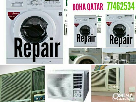 Washing Machine,Fridge  A/C Repair service.