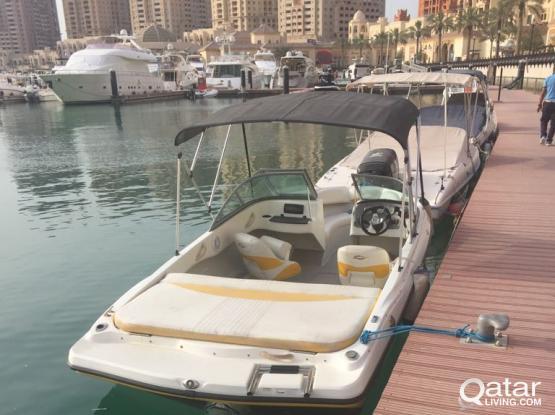 Rinker 18 foot boat