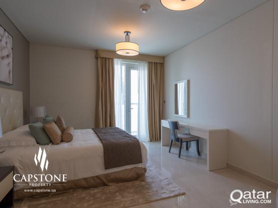 Free 1 Month + Free Utilities, Brand New Apt in Lusail