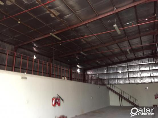 CHEMICAL STORE WITH 4 ROOMS RENT IN INDUSTRIAL AREA