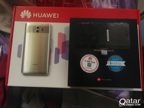 HUAWEI MATE 10(FULL BOX WITH GIFT BOX)