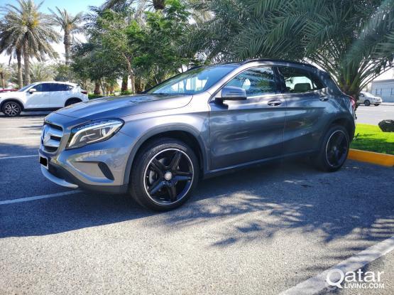 Mercedes GLA 250 2017