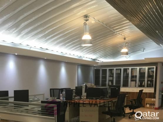 OFFICE FOR RENT IN C RING ROAD 200 SQMT ,RENT PRIME LOCATION