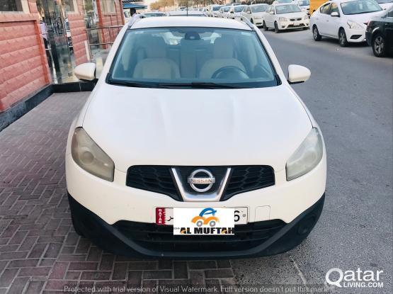 Nissan Qashqai SE 2014
