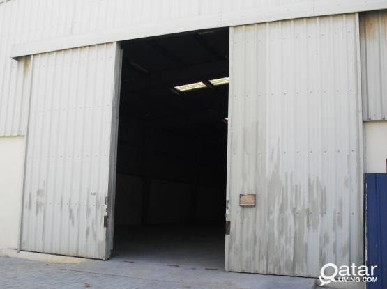Ware House / Store available in Industrial Area