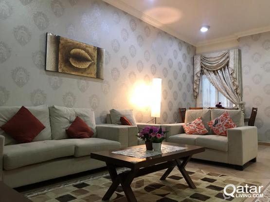 (Limited time Offer) 2 Bedroom Apartment Fully furnished, Bin Omran