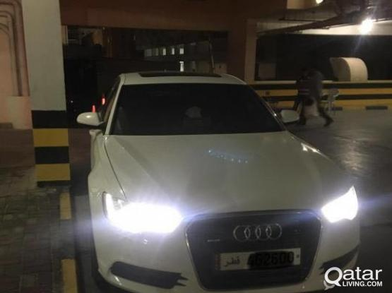 Audi A6 2.8 T 2012