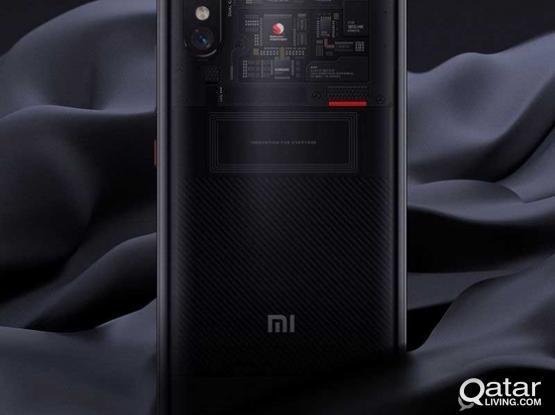 MI8 Pro 128Gb Black
