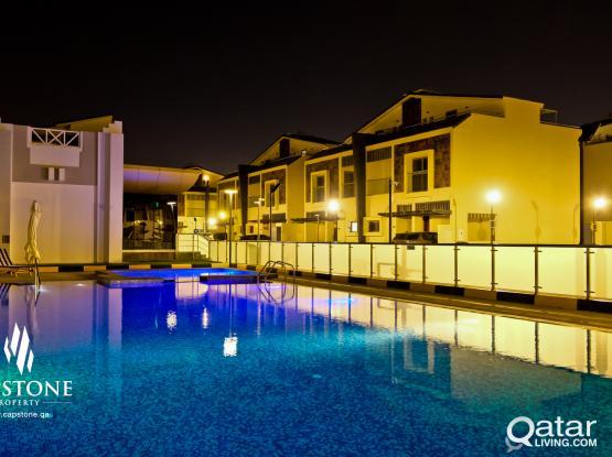 FREE 1 MONTH! Brand New 3BR + Maid's Room, Villas in Al Messila