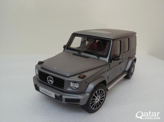 1:18 2019 MB G 500 model car