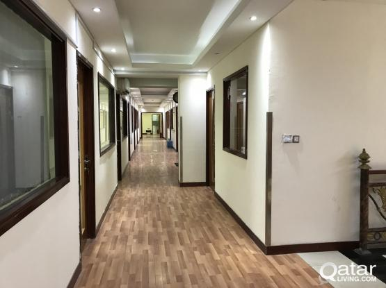 Brand New and Spacious office space available at Ain Khalid Near to DHL Office