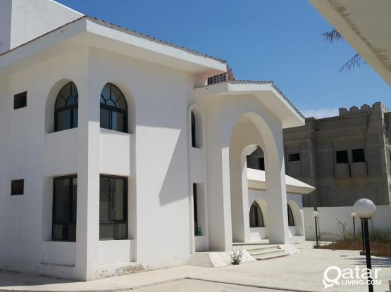 Commercial/Residential Villa suitable for Kindergarten, Saloon, Catering etc available in Al Dafna.