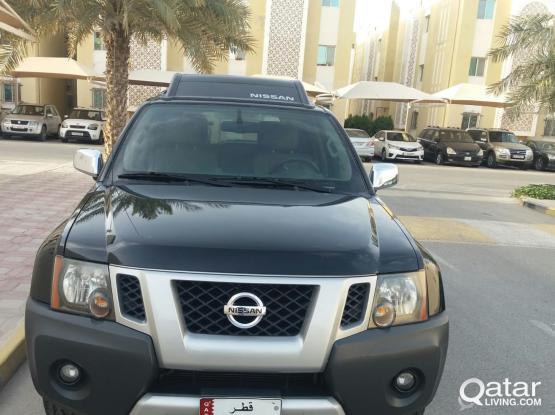 Nissan Xterra 2014