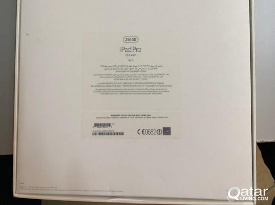 Apple Ipad Pro 12.9 inch, 256 GB, Gold WiFi
