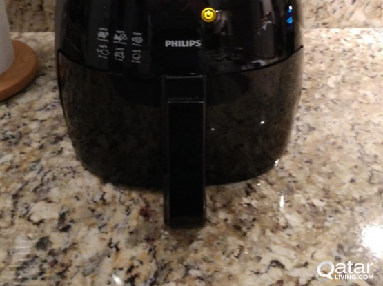 Airfryer Philips.  digital screen