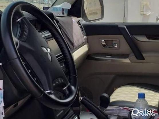 Mitsubishi Pajero 3.5L 2017