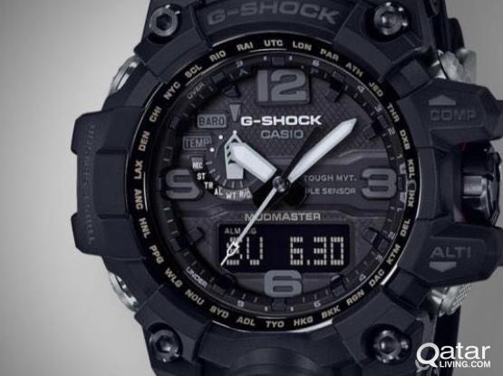 G-Shock Mudmaster balck Brand New