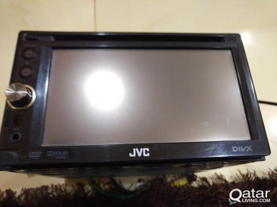 JVC SCREEN KW-AVX646