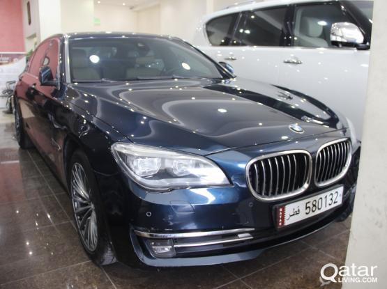 BMW 7-Series 730 Li 2014