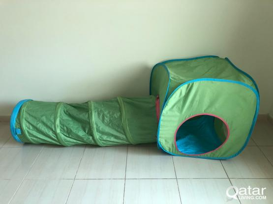 Children's play Tent & Tunnel from Ikea