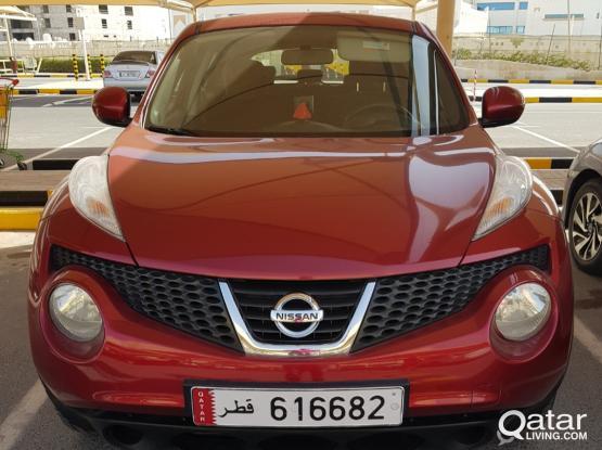 Nissan Juke Standard 2014