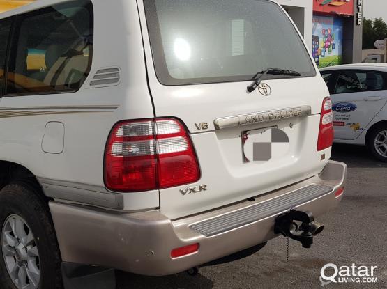 Toyota Land Cruiser VXR 2004