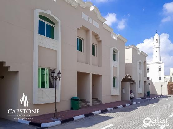 FREE ONE MONTH RENT! 6BR Villa in Gharrafa + Access to Amenities