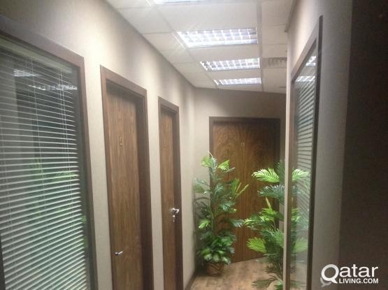 Office Rent (business center)