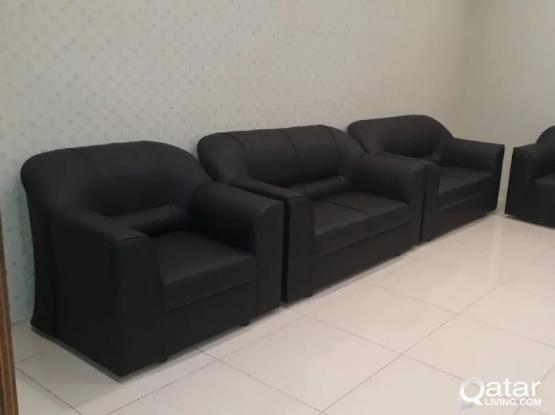 brand new sofas for sell 3+2+1+1= 7 seter QR 1600