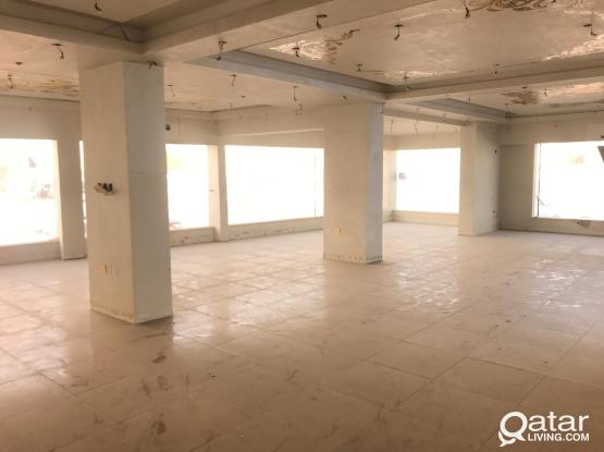 Showroom space for rent 400sqmtr