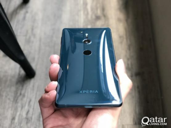 Swap- Sony XZ2 deep green