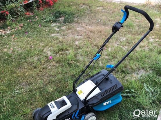 Electric Lawn Mower, Grass cutter