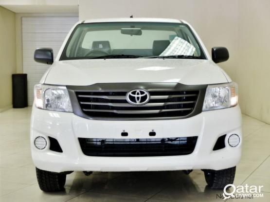 DOUBLE CABIN HILUX  PICK UP AVAILABLE 2.7L