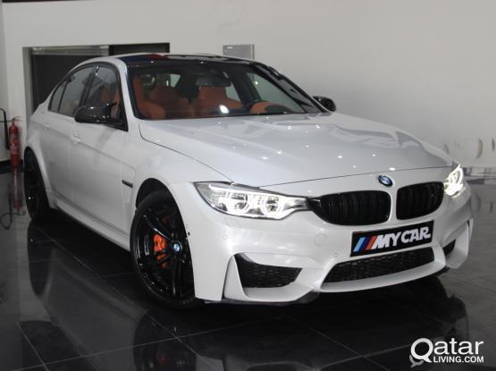 BMW M 3 2016